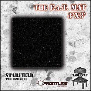 3x3 Starfield