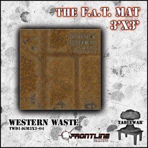 3x3 Western Waste
