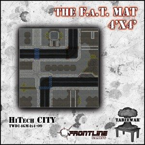 4x4 HiTech City