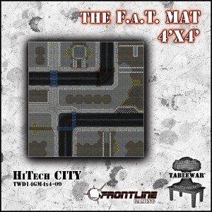 4x4 HiTech City