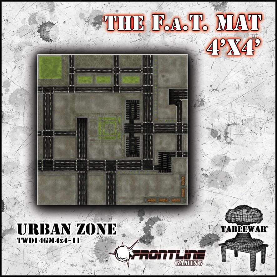 4x4 Urban Zone (10mm)
