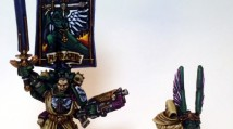 Dark Angels Characters