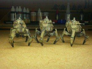 clockwork goblin minis