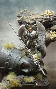Amazing Sanguinius Conversion