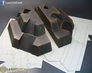laser cut card 1