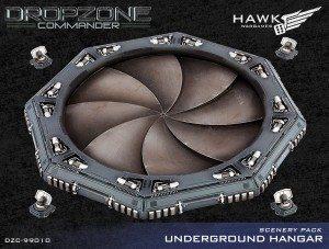 underground hanger