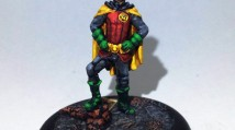 Knight Models DC Commission