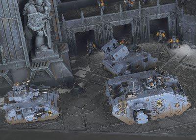Magnir's Crag - Space wolves Terrain  (1)
