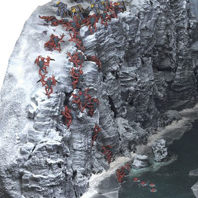 Magnir's Crag - Space wolves Terrain  (15)