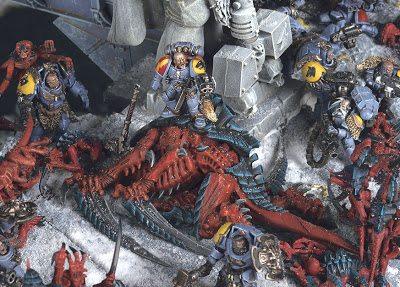 Magnir's Crag - Space wolves Terrain  (16)