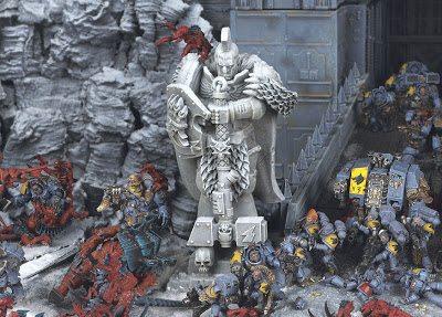 Magnir's Crag - Space wolves Terrain  (19)
