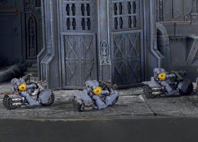 Magnir's Crag - Space wolves Terrain  (2)