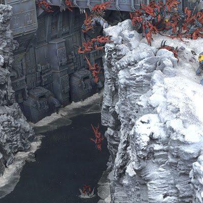Magnir's Crag - Space wolves Terrain  (20)
