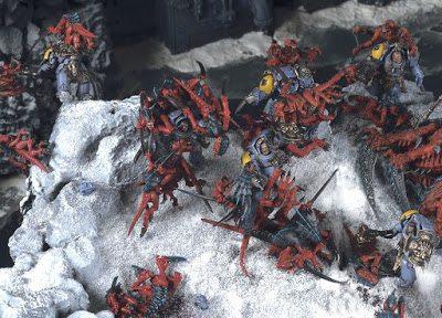 Magnir's Crag - Space wolves Terrain  (21)