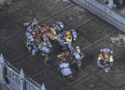 Magnir's Crag - Space wolves Terrain  (22)