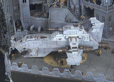 Magnir's Crag - Space wolves Terrain  (23)