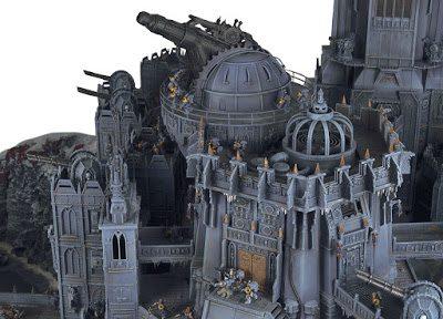 Magnir's Crag - Space wolves Terrain  (4)