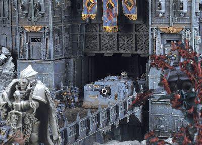 Magnir's Crag - Space wolves Terrain  (9)