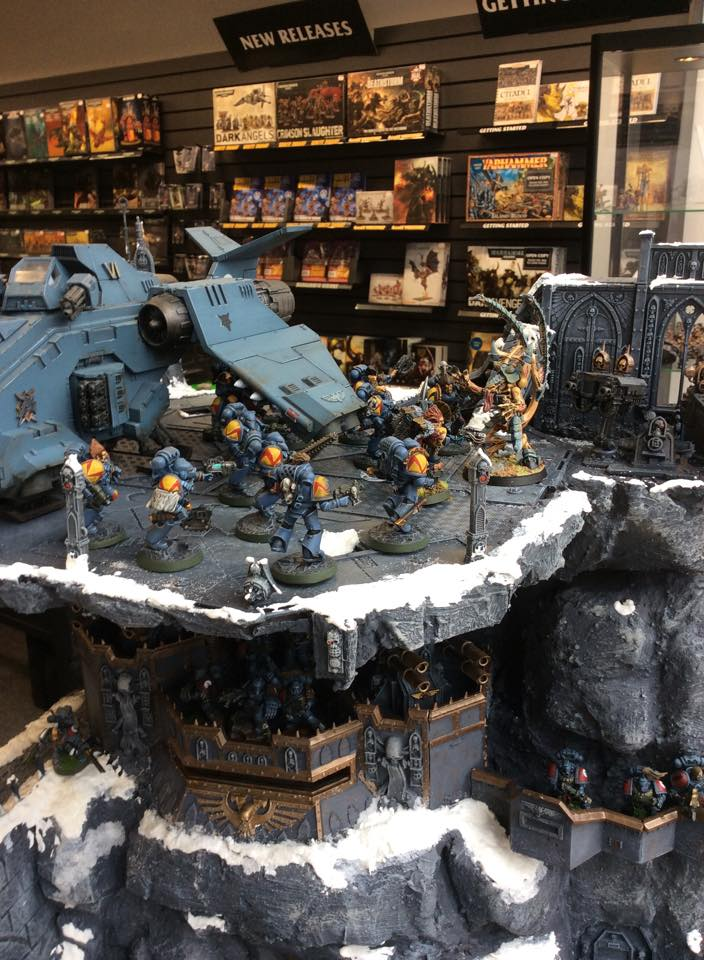 Games Workshop Bexleyheath (2)
