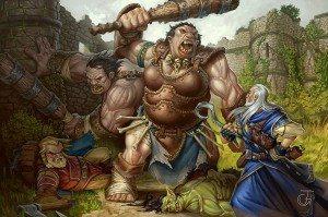 giant slayer art
