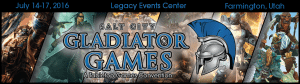 salt lake city gladiator