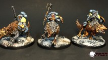 Tabletop Thunderwolves