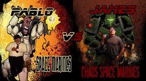 Pablo vs. James