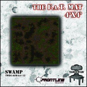4x4 Swamp