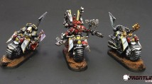 Dark Angels Biker Characters