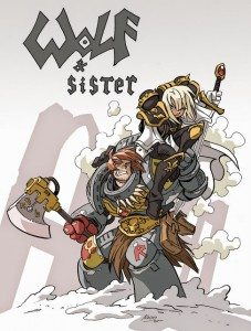 Wolf and Sister cover