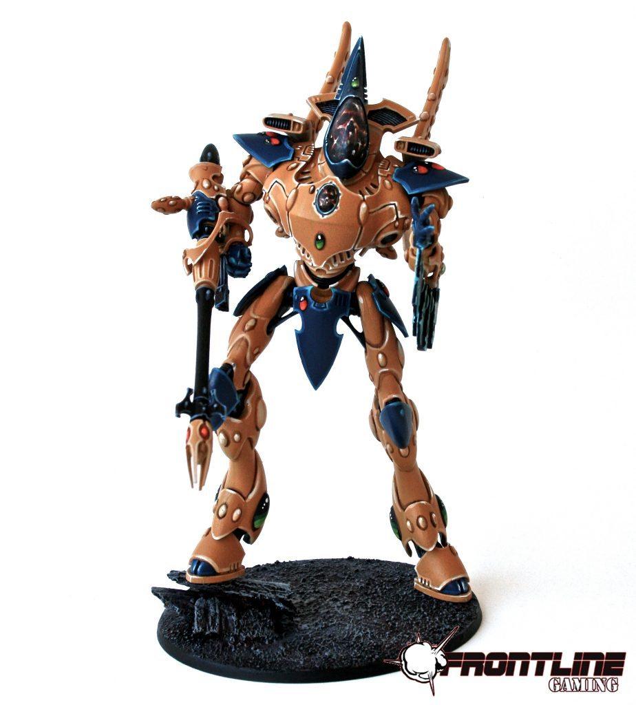 Warhammer 40k eldar figures