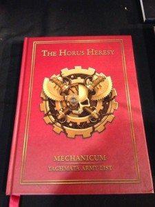 Ad Mech Book