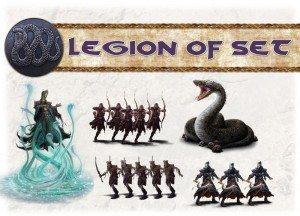 Legion of Set Conan army