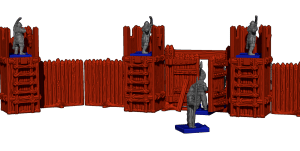 Modular Fort Menhir