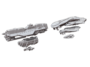 Scale of fleets