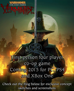 Vermintide Game