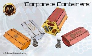 corporate containers