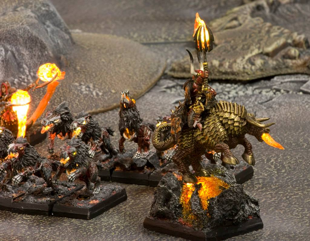 Warriors of chaos pics are everywhere now, and coming in fast