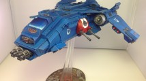 Ultramarine Fire Raptors