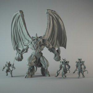 Mantic Demons