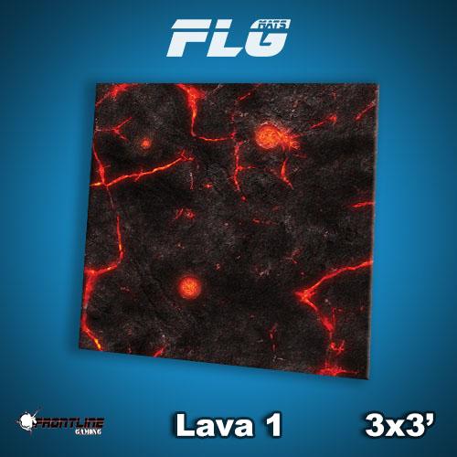 3x3 Lava 1 WC