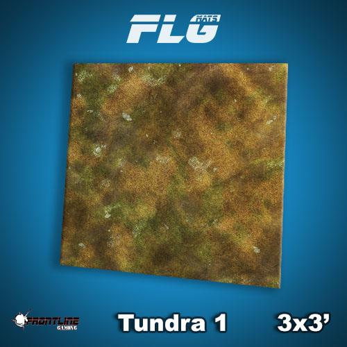 3x3 Tundra 1-WC