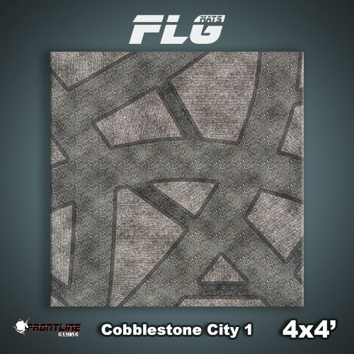 4x4 Cobble City 1 WC