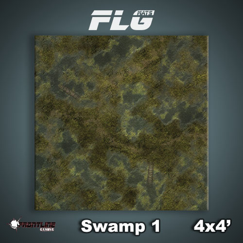 4x4 Swamp 1 WC