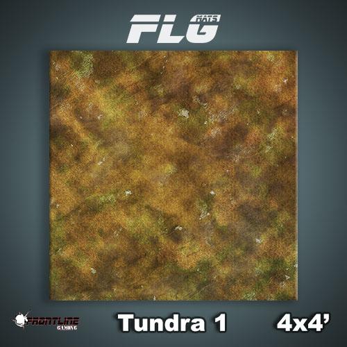 4x4 Tundra 1 WC