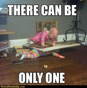 babyhighlanderfight