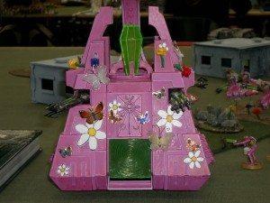 pink monolith