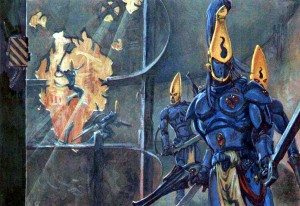Eldar Storm Guardians