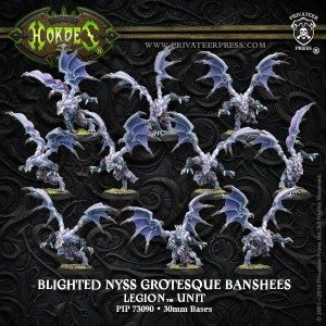 Blighted Nyss Grotesque Banshees
