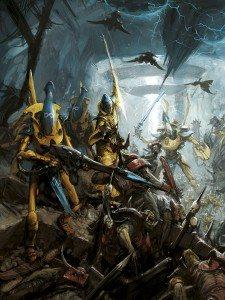 eldar-warhammer-40000-фэндомы-art-809423